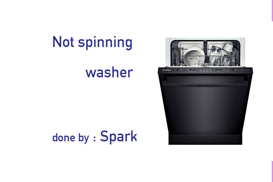spark washer repair and service